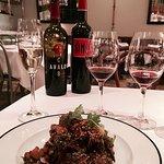 Mat & Vin på Brasserie Lipp