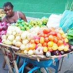 les fruits sont délicieux , à acheter au marché