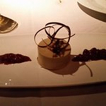 Stunning maple dessert