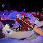 Flying Canoe Volant Festival