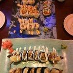 Nara Sushi - photo by KL