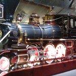 Virginia and Truckee locomotive