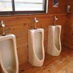 トイレは共同です。