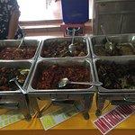 Food Variety - 01, Chicken ,Fish etc