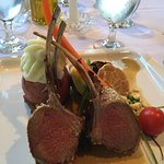 Delicious lambchops