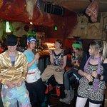 Karneval Season at the Bar