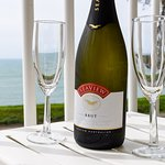 Superior Suites include a bottle of Sparkling Wine