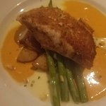 Macadamia Nut Crusted Opah
