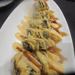 Sushi Roll, ShoGun Japanese Teppan Grill, Lake Havasu City, AZ