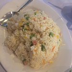 Chicken Schezuan and 'Special' Fried Rice