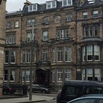 B+B Edinburgh Bild