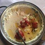 piatto tipico con peperoni..