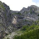 Waterfall Savica Foto
