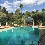 Photo de Hotel La Roseraie