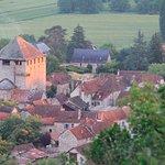 St Pierre Toirac vu de la colline