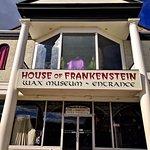 House of Frankenstein exterior