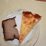 Fiadone et gâteau à la chataigne