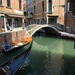 Back canals of Venice