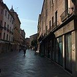 Back street of Venice