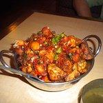Gobi Manchuria - cauliflower appetizer