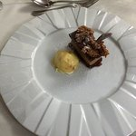 Caramelia chocolate with gingerbread and marmalade