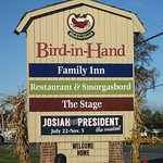 Obraz Bird-In-Hand Family Inn