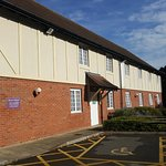 Foto de Premier Inn Lymington (New Forest, Hordle) Hotel