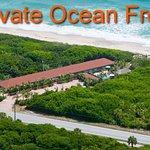 Private Beach Location