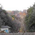 Parc de la Gorge de Coaticook-billede