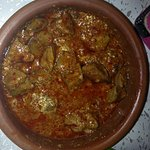 Chicken Livers in Pomegranate Sauce