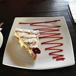 Pensem em um restaurante bacana, em um lugar lindo, com uma comida maravilhosa, parabéns ao chef