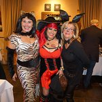 Halloween Party at Antonio Restaurant in Monroe. Great food, great time!