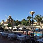 Monica beach hotel