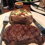 Great Ribeye steak