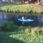 Waiteti Trout Stream Holiday Park Foto