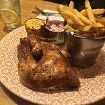 Peri-Peri Half Chicken
