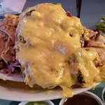 Awesome brisket nachos