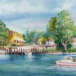 Enjoy the historic port of Oxford, Maryland.