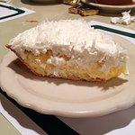 Coconut Cream Pie - Homemade!