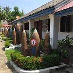 Bilde fra UXO Laos Visitor Center