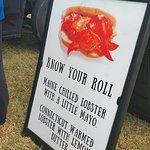 Cousins Maine Lobster Signboard
