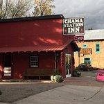 Photo de Chama Station Inn