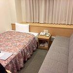 Hiroshima Ekimae Universal Hotel Shinkansenguchimigi