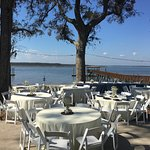 Wedding reception, Spanish Wells Club, October 29, 2016