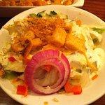 Hand-Chopped Salad
