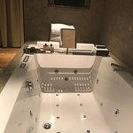 Terrace Suite Jacuzzi Tub