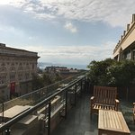 Terrace Suite Bosphorus View Balcony