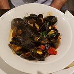 Yummy mussels starter