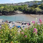 Ilfracombe is close by