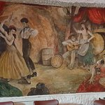 One of the oldest murals out there over 50 years old. Come on over and check it out...